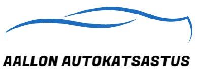 Logo: Aallon Autokatsastus