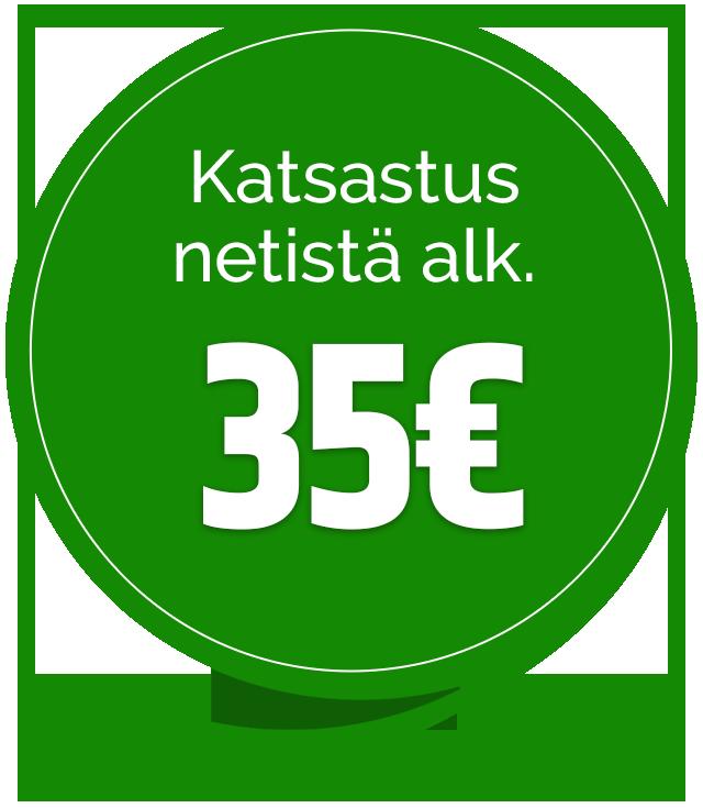 Katsastus netistä alk. 35€ - Aallon Autokatsastus
